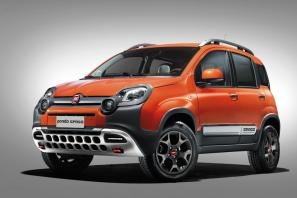 New Fiat Panda Cross to make debut at Geneva