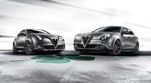 Alfa MiTo and Giulietta Quadrifoglio Verde