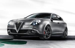 2014 Alfa Giulietta Quadrifoglio Verde