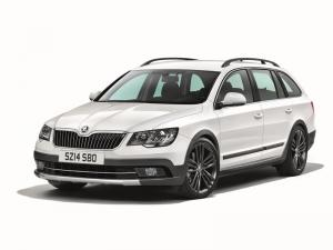 2014 Skoda Superb Outdoor