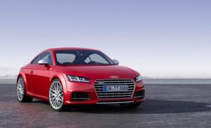 New Audi TT and TTS Coupe unveiled