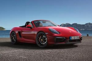 New Porsche Boxster GTS and Cayman GTS unveiled