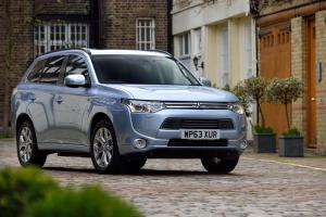 Mitsubishi Outlander PHEV available now from £28,249