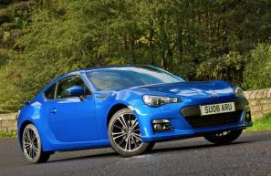 Subaru BRZ gets £2,500 price reduction