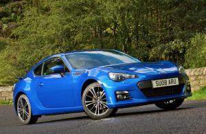 2014 Subaru BRZ price reduced