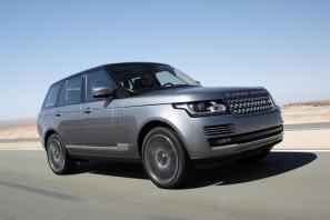 2015 Range Rover and Range Rover Sport