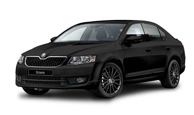 Skoda Black Edition models launched