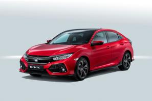 New Honda Civic arrives in March, priced from £18,235