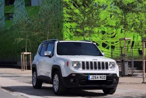 Jeep Renegade prices announced