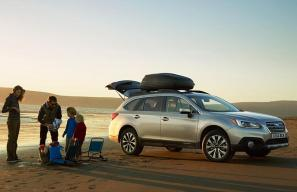 2015 Subaru Outback arrives April, priced from £27,995