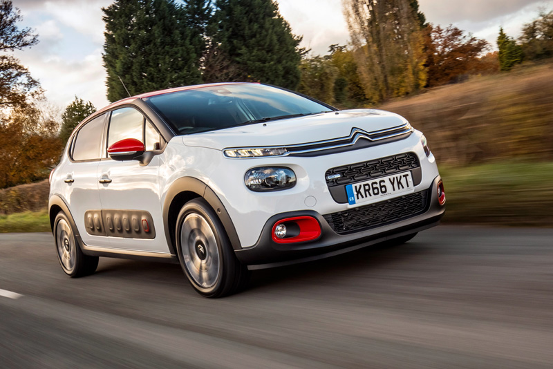 2018 Citroen C3 Review | TestDriven