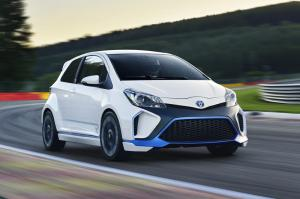 Toyota Yaris Hybrid-R unveiled in full