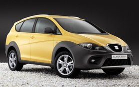 Seat reveals first details of new Altea Freetrack