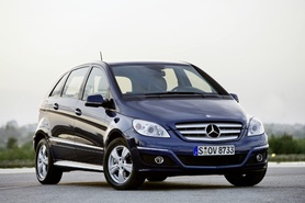 Mercedes-Benz B-Class revised for 2008