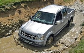 £3,000 off Isuzu Rodeo Denver