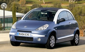 New summer Special Edition Citroen C3 Pluriel