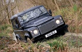 Land Rover Defender improved for 2007