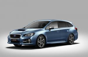 Subaru Levorg arrives in UK this September