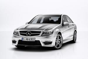 The 2011 Mercedes-Benz C 63 AMG