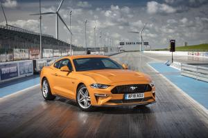 New Ford Mustang Review