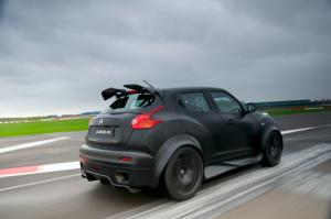 545bhp Nissan Juke-R to be built in limited run