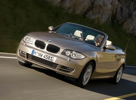 The New BMW 1 Series Convertible