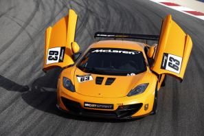 McLaren 12C GT Sprint priced from £195,000