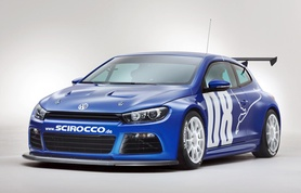 VW Scirocco GT24 Concept is unveiled