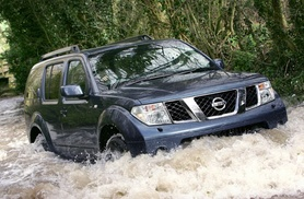 Nissan Pathfinder special offers