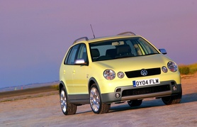 VW to show Polo Dune at Motor Show