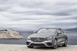 New Mercedes E-Class available to order now, priced from £35,935