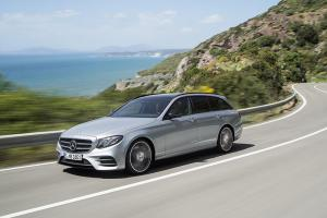 Mercedes E-Class Estate available to order now from £37,935