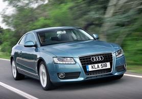Four-cylinder Audi A5 1.8 TFSI available now