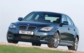 New engine for BMW 520d