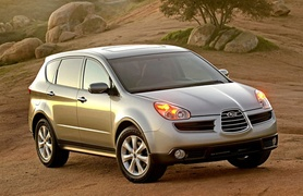 Subaru announceds Tribeca prices and specification
