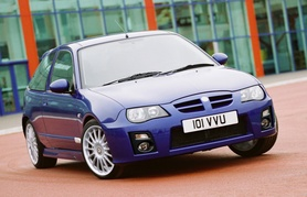 MG ZR revised
