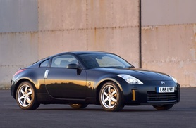 Nissan 350Z revised for 2006 with more power