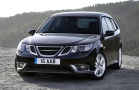 New look for Saab 9-3 range