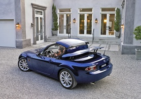 Mazda MX-5 Roadster Coupe to debut in London