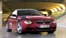 UK price announced for BMW M6