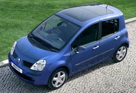 Renault launches new Modus 2007 range
