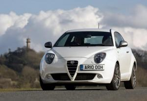 Alfa Romeo MiTo MultiAir available in the UK