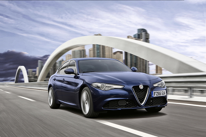 New Alfa Romeo Giulia to be priced from £29,180