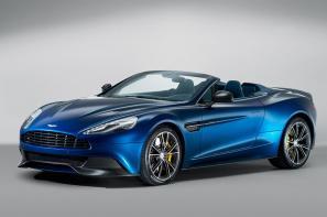 The new Aston Martin Vanquish Volante