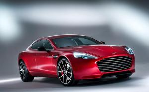 The new 558PS Aston Martin Rapide S
