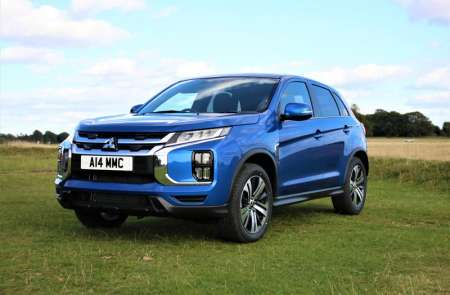 Updated 2020 Mitsubishi ASX on sale now from £20,295