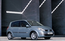 New Renault Scenic Dynamique S