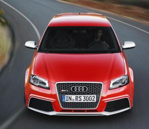 New Audi RS3 powered by 2.5-litre 340PS five-cylinder TFSI engine