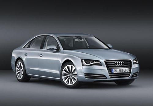 Audi A8 hybrid confirmed for 2012