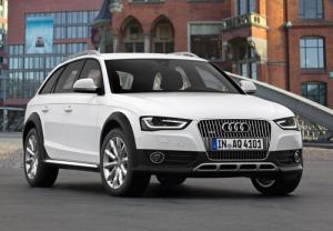 The new generation Audi A4 and S4 range